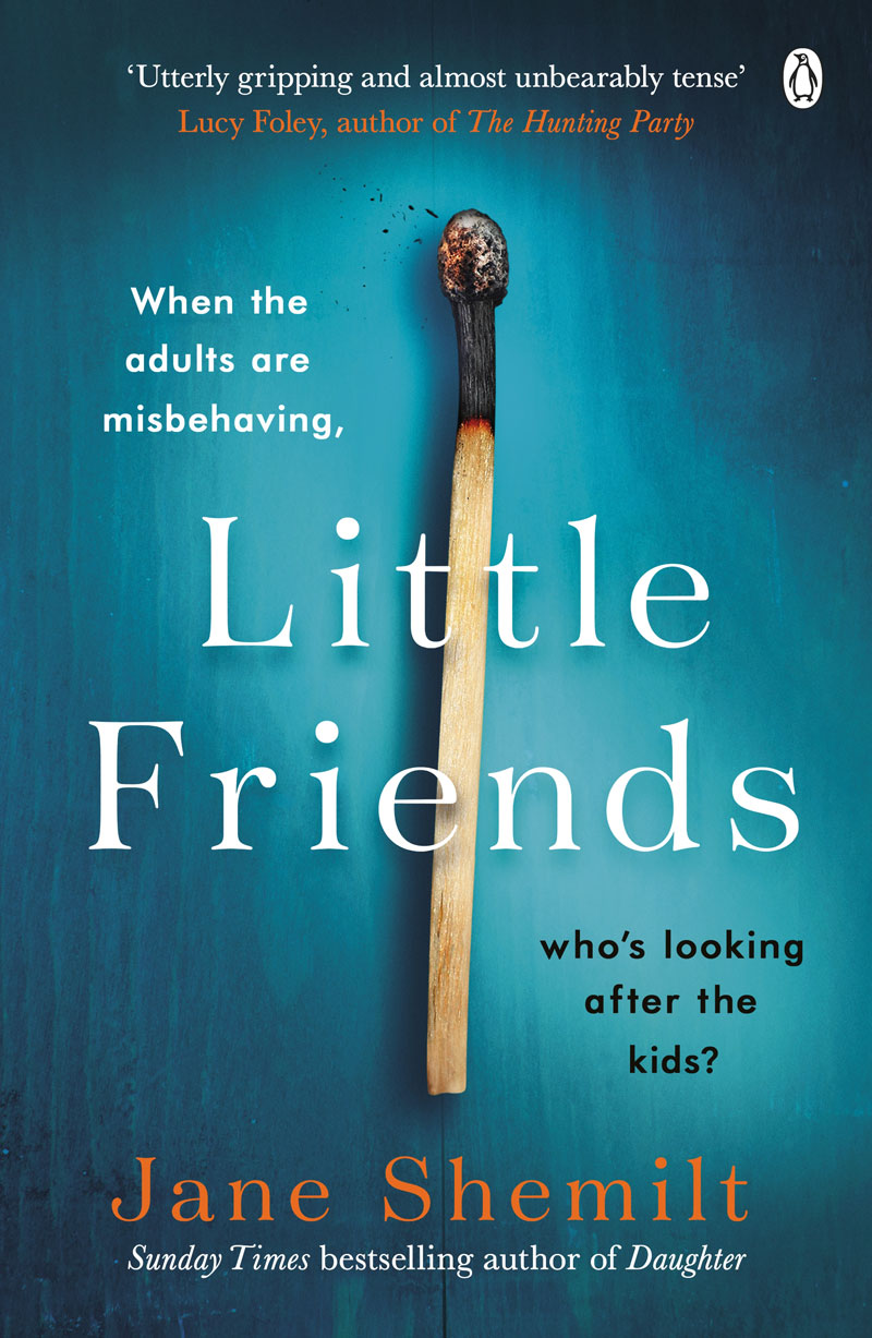 Little Friends – Jane Shemilt